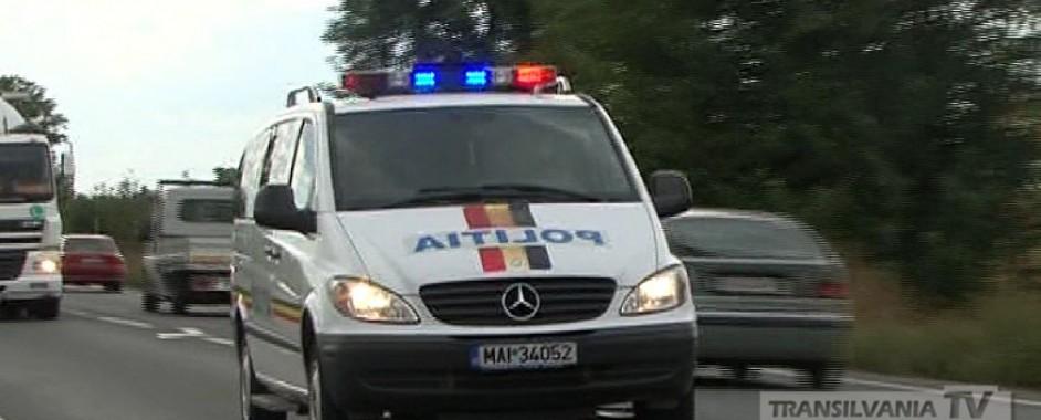 Bănuit de repetate furturi din autoturisme, reținut de polițiștii orădeni