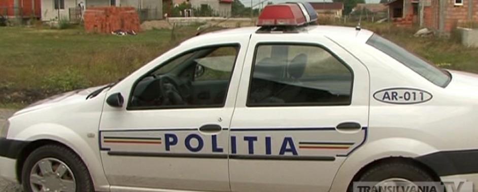 Minor accidentat în Girișu de Criș