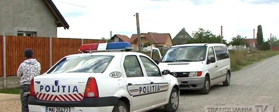 95 de șoferi bihoreni, sancționați de polițiști