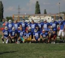 """""""Americanii"""" de la Oradea Stars învață să resusciteze"""
