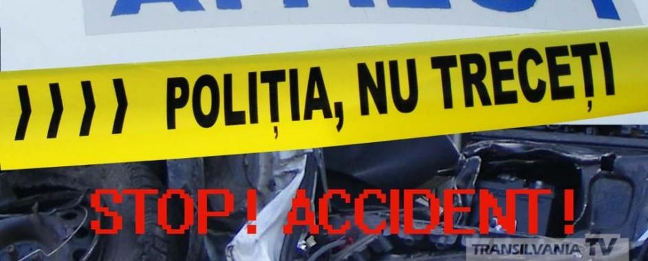 Accident mortal produs pe raza localității Biharia