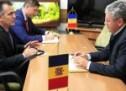 Ambasadorul Republicii Moldova, în vizită la Consiliul Județean Bihor