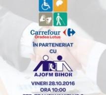 Bursa Locurilor de Muncă pentru persoane cu dizabilități, organizată în Oradea (vineri, ora 10)