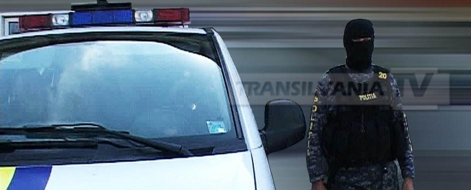 Poliţiştii din Bihor au efectuat o percheziție în județul Sălaj
