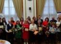 ASCO Oradea i-a premiat pe voluntarii care activează în domeniul social