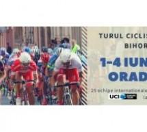 Pe 1 iunie se dă startul în Turul Ciclist al Bihorului