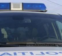 Urmărit național, depistat de polițiștii bihoreni în trafic, în timp ce conducea fără permis