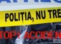 Nojorid: Accident produs pe fondul neacordării priorității de trecere.