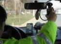 Peste 220 de conducători auto care au depășit limitele legale de viteză au fost sancționați de poliţiştii bihoreni, la sfârşit de săptămână