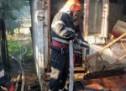 Șase incendii izbucnite ieri în Bihor