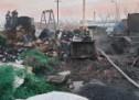 Incendiu la o societate comercială din Oradea