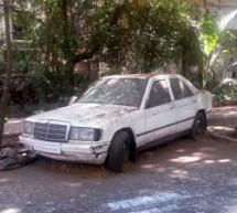 Mașini abandonate sau fără stăpân identificate în Oradea