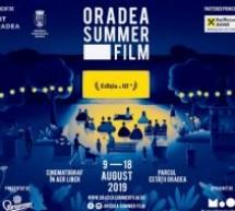 ORADEA SUMMER FILM 2019: Zece seri de filme sub cerul liber