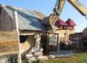 Construcții ridicate în Oradea fără autorizație pe domeniul public, desființate