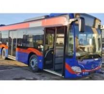 Flota OTL s-a mărit cu 15 autobuze Mercedes hibrid