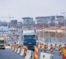 Pasajul suprateran din Oradea, din zona Universității, a fost deschis