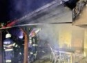 Incendii la o gospodărie și o societate comercială din Oradea