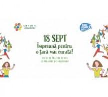 Primăria Oradea susține proiectul Let's Do It România