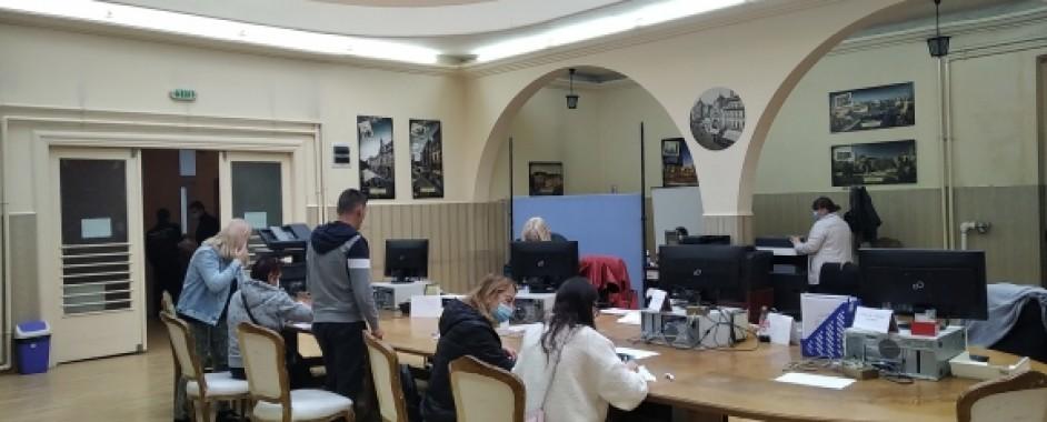 Oradea – Evidența Persoanelor s-a mutat provizoriu în Sala Florica Ungur