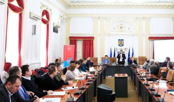 A fost semnat protocolul de colaborare privind dezvoltarea programului Kronstadt în Bihor