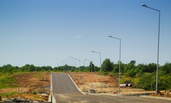 O nouă licitație pentru atribuirea de parcele de teren în parcurile industriale din Oradea