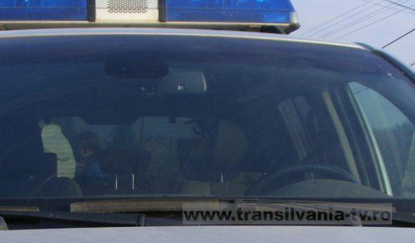 Borod: Fără permis și cu o concentrație alcoolică ridicată, la volanul unui autoturism neînmatriculat