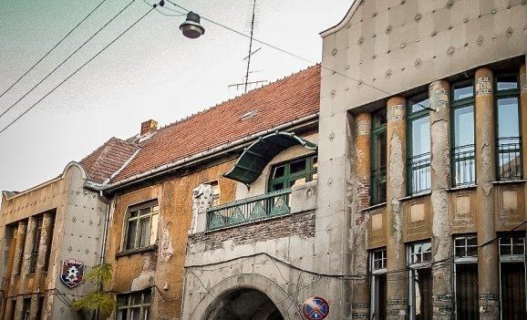 Casa Darvas – La Roche din Oradea se închide pentru restaurare