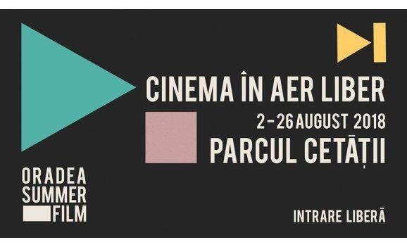 Summer Film continuă în Parcul Cetății din Oradea