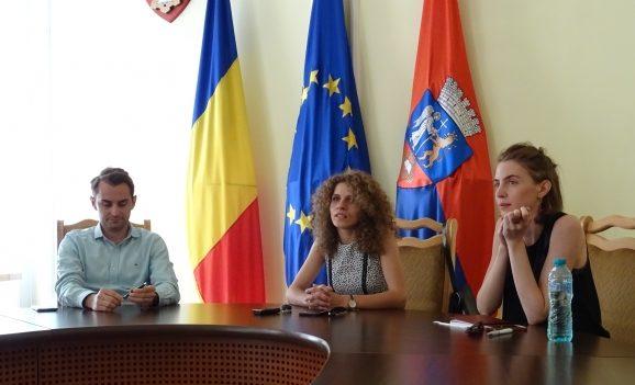 Poezia e în cetate: Citadel Delivery, pentru prima dată în Oradea