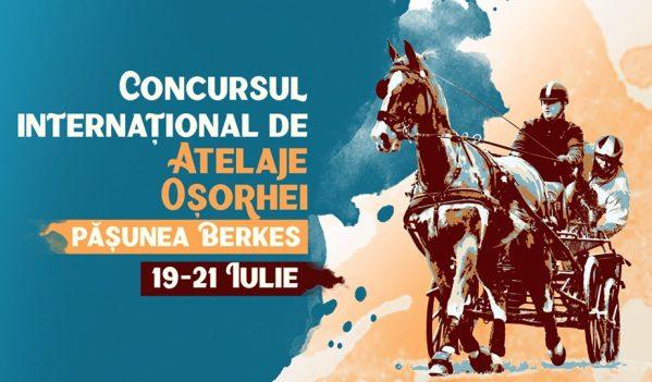 Concurs Internațional de Atelaje în Oșorhei