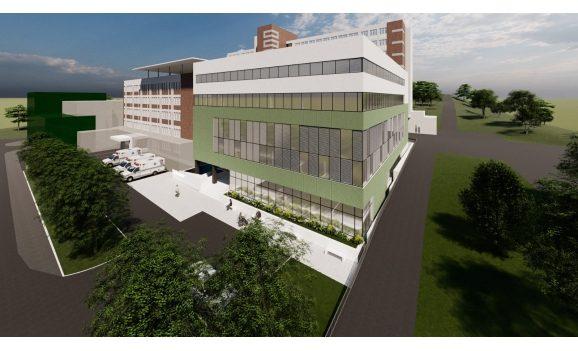 Ambulatoriu nou la Spitalul Clinic Județean de Urgență Oradea